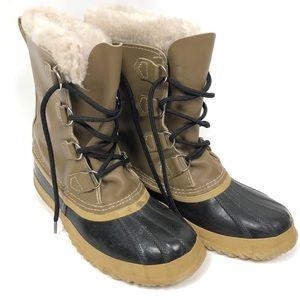 Sorel Manitou Kaufman Duck Boots